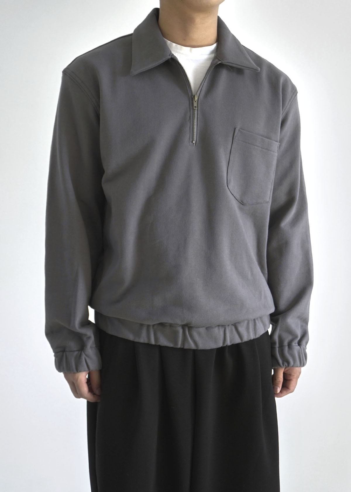 Heavy Cotton Bending Track Sweatshirts (3Color)